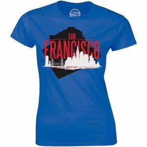 Vintage San Francisco Since 1776 Premium T-shirt